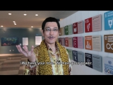 Piko Taro (Japanese YouTube star) makes first UN appearance and promotes Global Goals [720p]