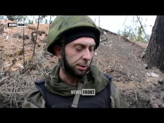 Боец ВС ДНР рассказал о наемниках-снайперах в окопах ВСУ под звуки СПГ
