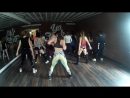 МК Анны Стукачевой. Female dancehall, группа 3