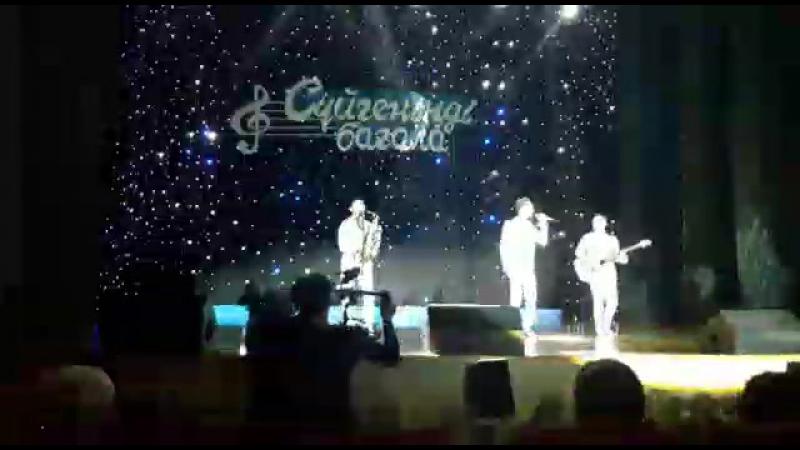 Ассай тобы - Ербол Байырбеков ағамыздың концертінде, Шымкент Түркістан сарайы
