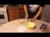 Рецепт - Простые и вкусные бутерброды с маслом