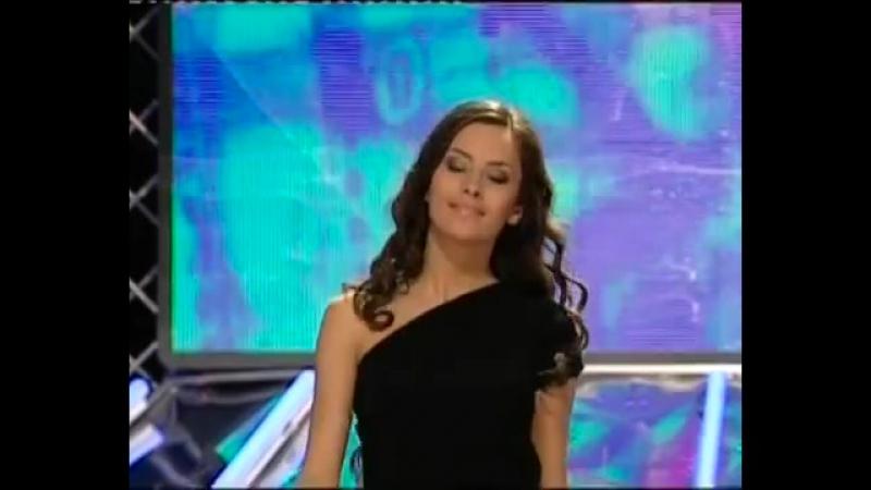 Мисс Украина 2007 - Лика Роман.Ощути силу перемен.Одесса