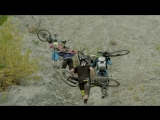 Rafting 260km with bikes in tow.- Riding the Tatshenshini