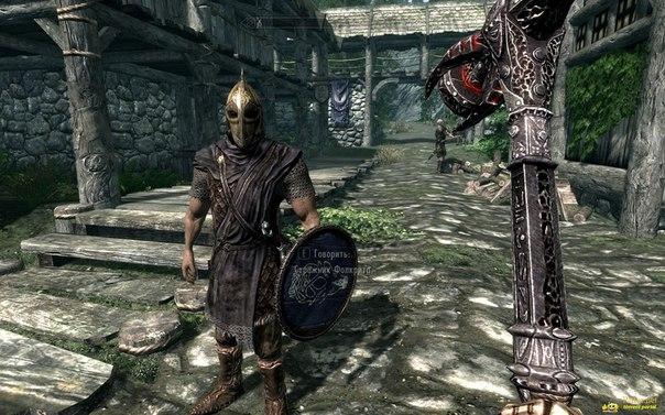 The elder scrolls v: skyrim game mod unofficial skyrim patch v download