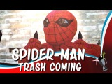 Spider-Man Homecoming - Trash Mashup