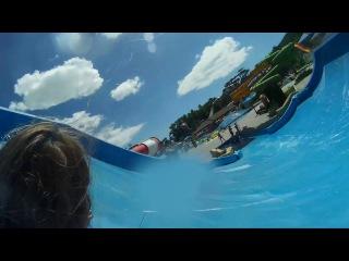 Аквапарк Джубга (июль 2017) Туапсинский район, Туапсе
