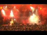 Oomph! - Brennende Liebe (Taubertal Festival 2005)