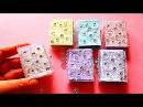 DIY ХРУСТАЛЬНЫЕ МИНИ БЛОКНОТЫ своими руками DIY Mini Notepads