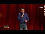 Видео Stand Up: Роман Косицын - О своем детстве, накаченных ногах, мультиках