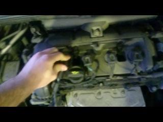 Peugeot 308 диагностика и ремонт, троит двигатель. Автодиагностика Пежо 308 поиск неис ...