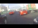 Vine Video. Авария на мотоцикле.