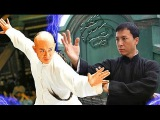 Jet Li vs Donnie Yen!   Epic Wushu Martial Arts Fights Performance