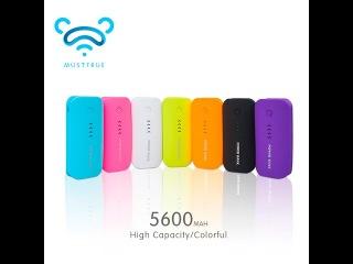Power Bank 5600 mAh!