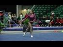 Ksenia Klimenko Floor 2017 WOGA Classic