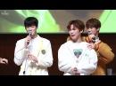 170122 아스트로(ASTRO) 서초 팬사인회_민혁랑 뽀뽀했다