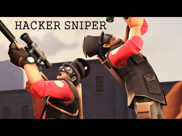 [SFM Short] The Hacker Sniper