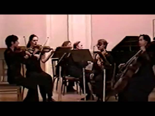 J.Brahms.Piano Quintet f-moll op.34