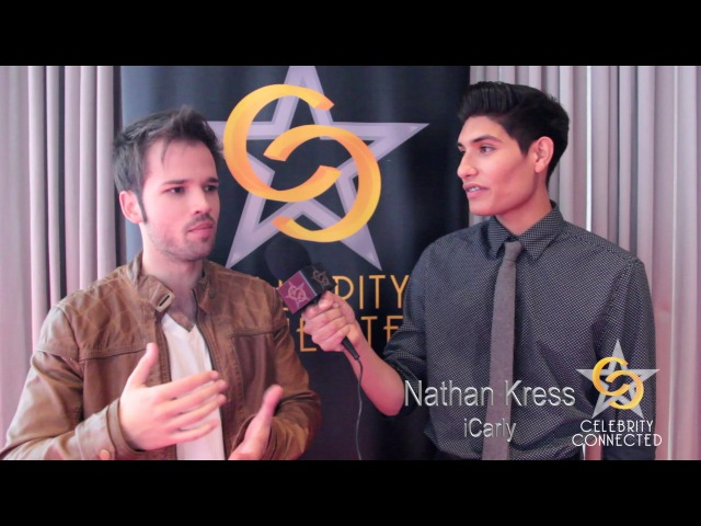Nathan Kress at Celebrity Connected's Honoring the MTV Movie and TV Awards®