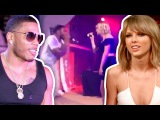 Taylor Swift &amp Nelly Perform Dilemma Together! (TMZ TV)