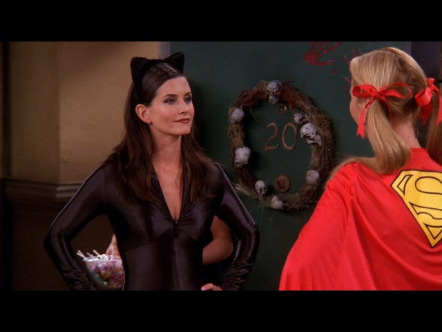 Friends - Halloween Party, Part 1