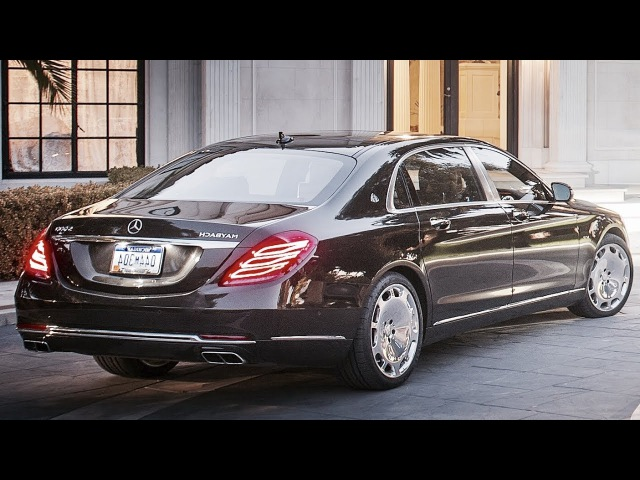 Mercedes Maybach S600 - 2018 World's Most Luxurious Car Yet??