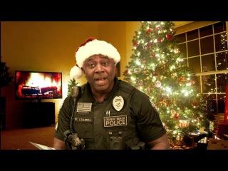 DBPD Holiday Toy Drive Poem - Новогоднее поздравление от полицейских Делрей-Бич, штат Флорида (полиция США, 2016-2017)