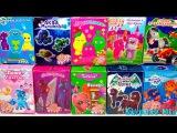 ГЛЭМ MIX - Коробочки СЮРПРИЗЫ Игрушки - Пони, МОНСТРЫ, Собачки, Пантервиль и др. - Blind Boxes MIX