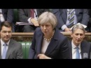 """May vs Corbyn at PMQs: """"He can lead a protest, I'm leading a country"""""""