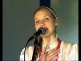 Валентина Рябкова.  Песня о Родине