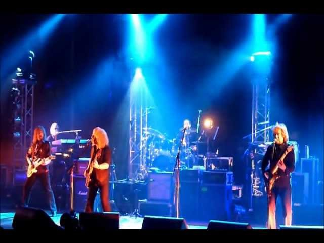 Barclay James Harvest Featuring Les Holroyd live in Lisbon 13 11 2010