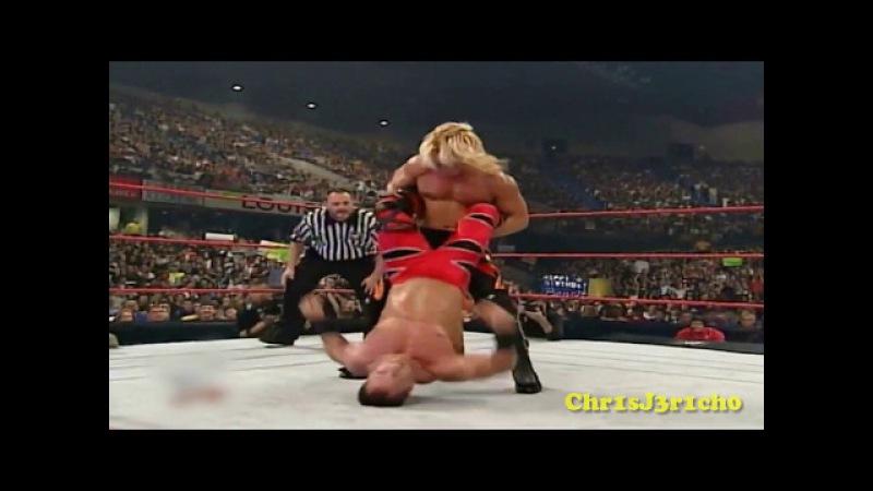 Chris Jericho vs Chris Benoit - Judgment Day 2000 Highlights HD