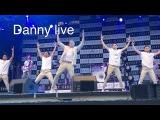 Danny Saucedo live p