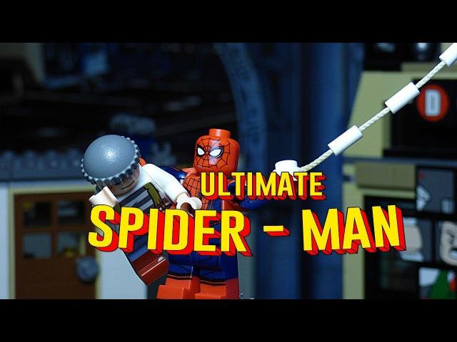 Lego Ultimate Spider-Man (Season 3:Episode 1)