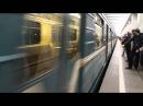 Завершение последнего рейса поезда 81-717/714 на СТЛ