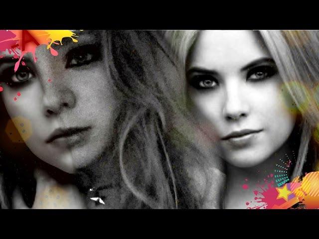 Макияж-перевоплощение♥Ханна Мэрин(Милые Обманщицы)-А