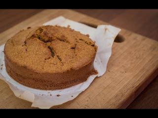 Сладкий имбирно-морковный хлеб (слабонервным не смотреть 18)