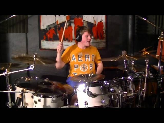 Fall Out Boy - My Songs Know What You Did In The Dark (Light Em Up) - Drum Cover (Studio Quality)