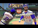 MLB The Show 17 Diamond Dynasty with SGU EP1 Team Creation 20 Pack Opening First Game MLB 17