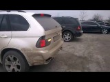 ML 63 AMG vs BMW X5 4.4i
