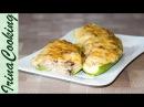 ЖЮЛЬЕН в кабачках (фаршированные кабачки) | Zucchini Stuffed with Chicken Mushrooms