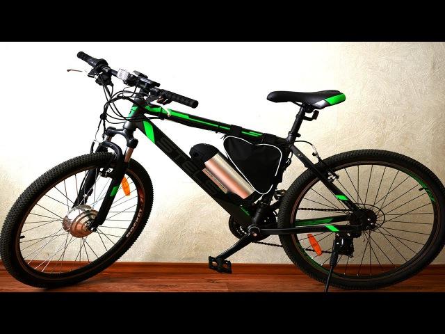 Электровелосипед 350 W 36v