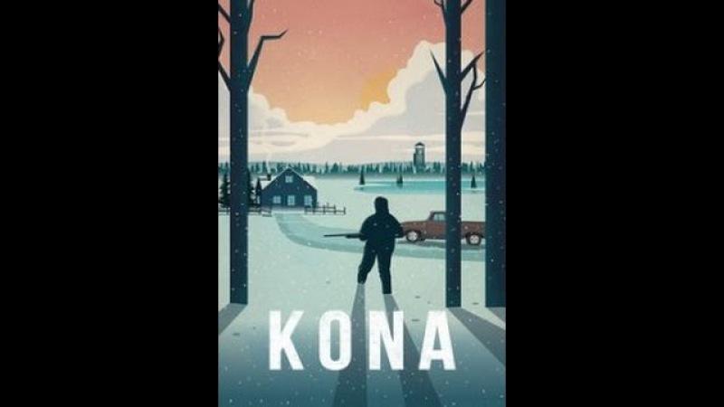 Kona 2017 Авария на дороге