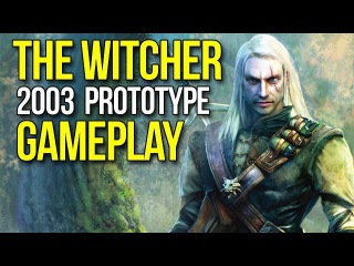 The first Witcher prototype that was CANCELLED (with gameplay) [gamepressure.com]