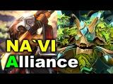 NAVI vs ALLIANCE - El Classico! - EPICENTER DOTA 2