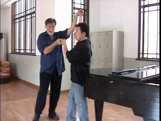Nessun dorma - Peter Mark coaching at Shanghai Opera