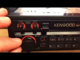 Ben Hase Web Sales Kenwood KRC-353 Demo - cassette broken