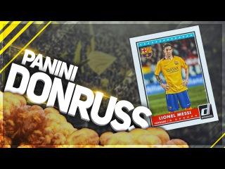 BOX OPENING 3/6 ✪ PANINI Donruss Soccer 2015