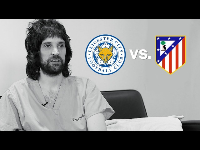 Leicester City vs Atlético Madrid: Kasabian's Serge Pizzorno discusses their chances
