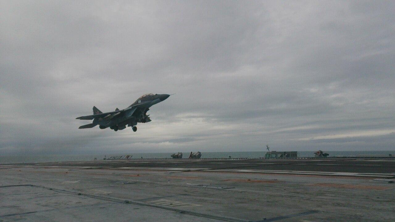 Resultado de imagen de MiG-29KR