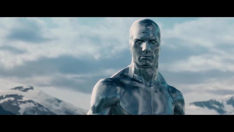 Вторжение серебряного серфера (2007)